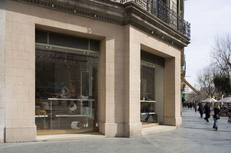 ESTUDI D'ARQUITECTURA JJ BERNABEU: Reforma integral local (Salvatore Fergamo), Barcelona