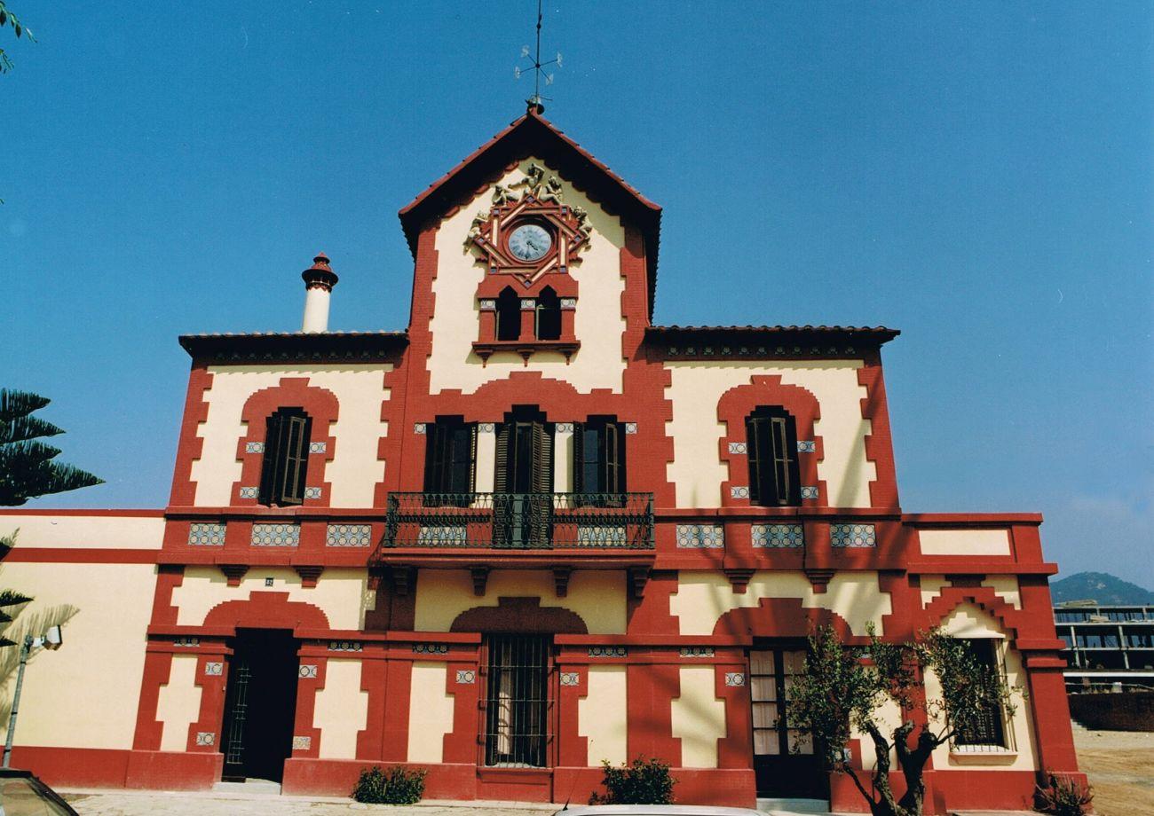 ADEMÀ CANELA COMELLA Arquitectes Associats S.L.P: Museo de la Marina de Vilassar de Mar.