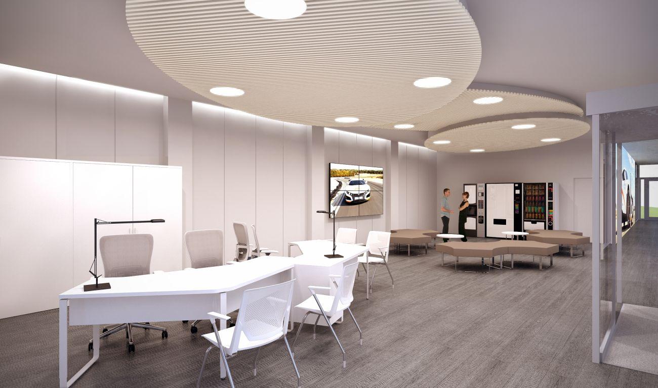 ADEMÀ CANELA COMELLA Arquitectes Associats S.L.P: Laboratorio oficial del automóvil de Catalunya