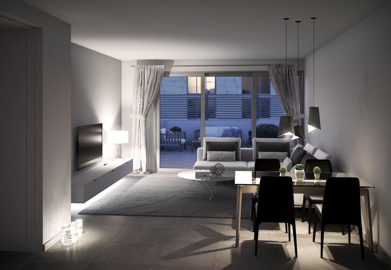 agcAr: 31 viviendas en Palma
