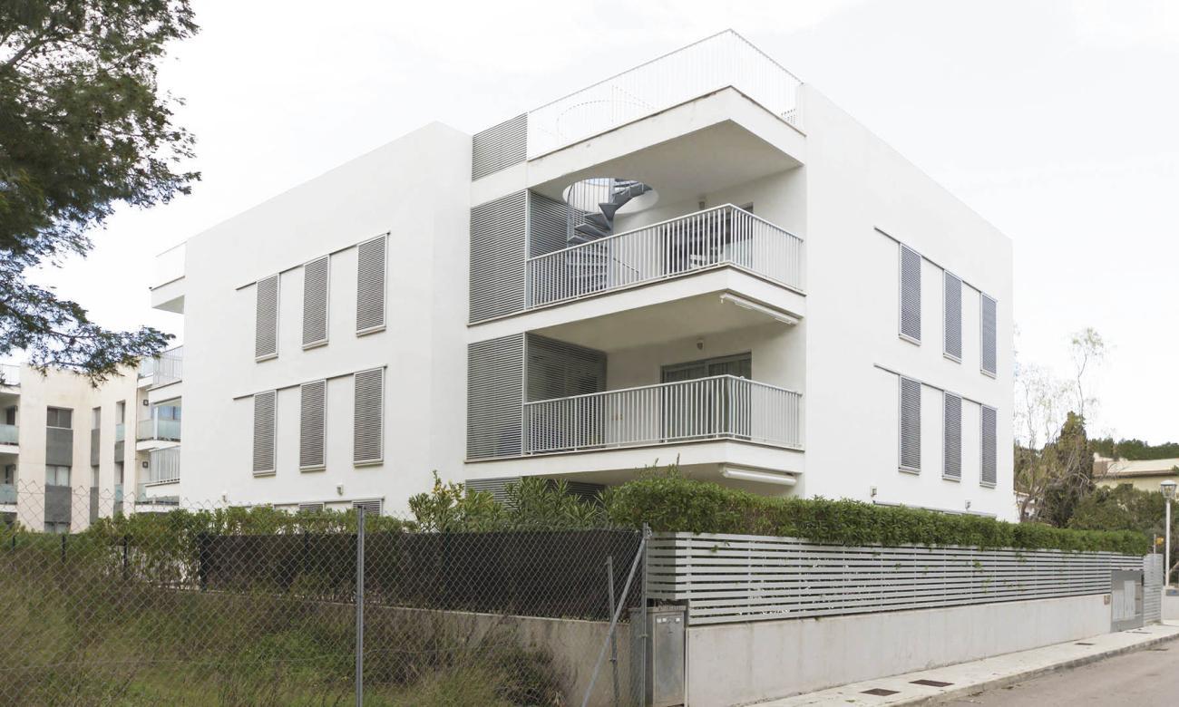 agcAr: 18 viviendas en Puerto Pollensa
