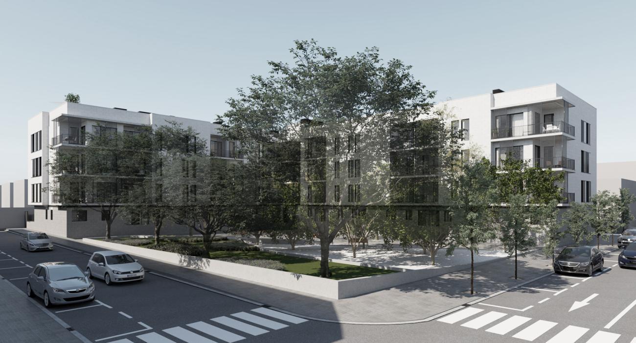agcAr: 48 viviendas en Palma
