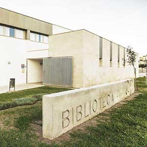 agcAr: Biblioteca en Can Picafort