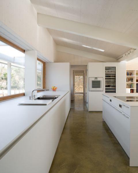 PAVINDUS, S.A.: Pavimento cementoso Pavitron decorativo (casas 1)