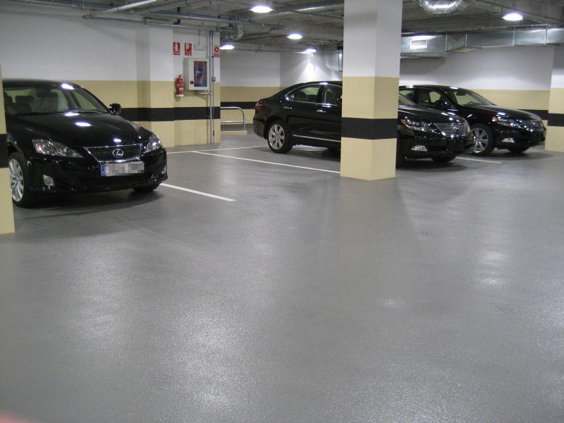 PAVINDUS, S.A.: Pavimento multicapa