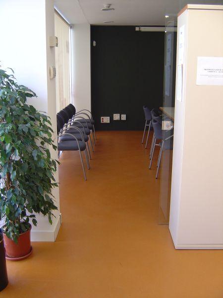 PAVINDUS, S.A.: Pavimento multicapa compacto decorativo