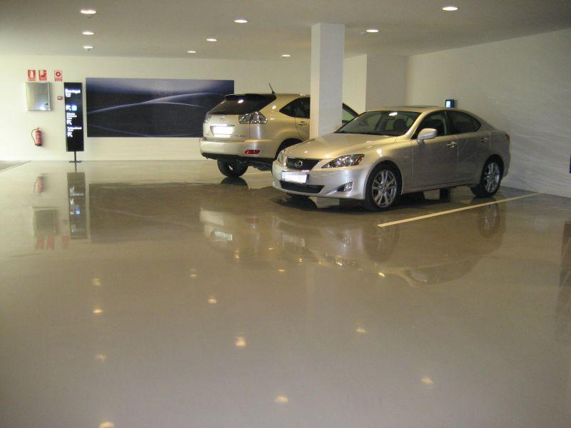 PAVINDUS, S.A.: Pavimento Autonivelante decorativo 1