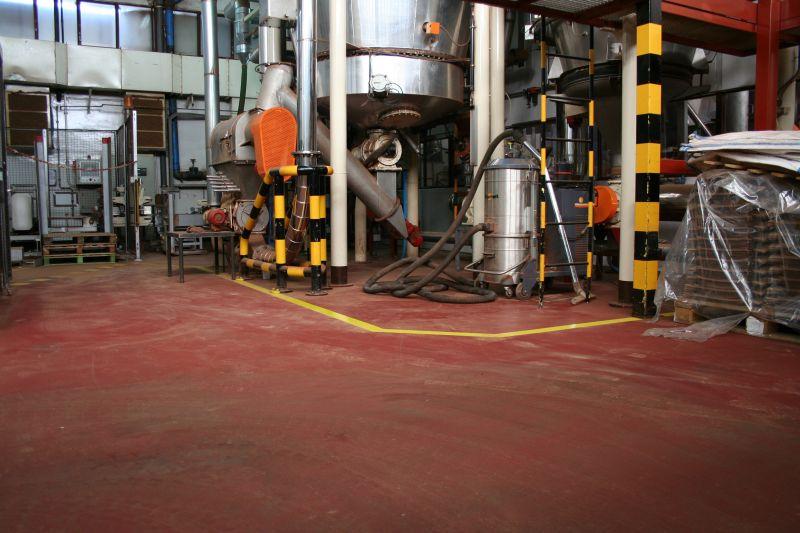 PAVINDUS, S.A.: Pavimento multicapa epoxy cemento