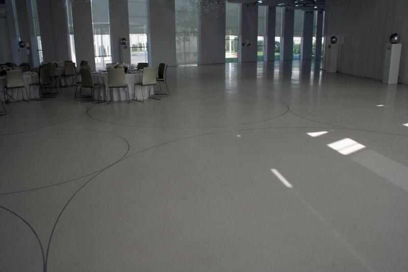 PAVINDUS, S.A.: Pavimento terrazo continuo Micro-T 1