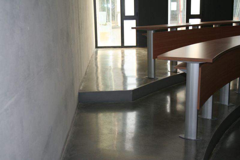 PAVINDUS, S.A.: Pavimento terrazo continuo Morter 1