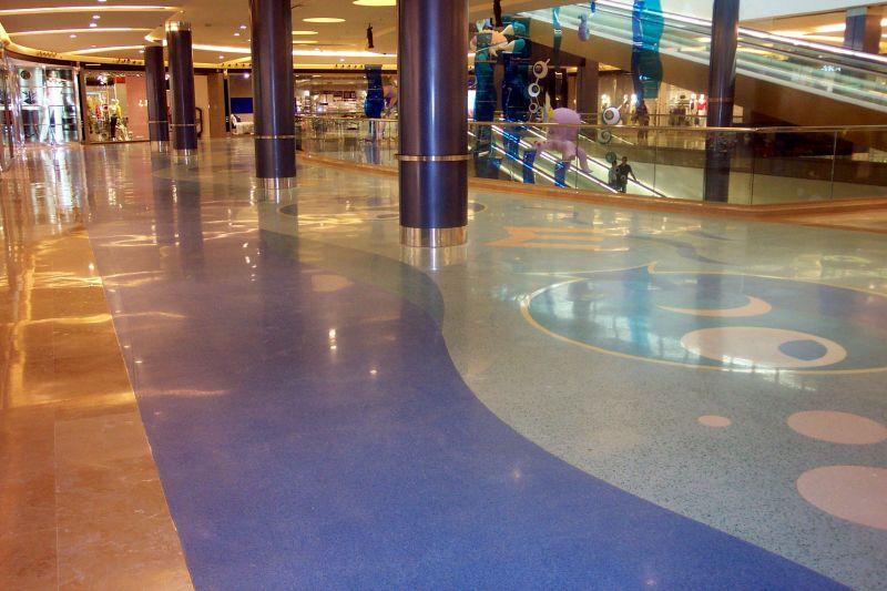 PAVINDUS, S.A.: Pavimento terrazo continuo Servazzo
