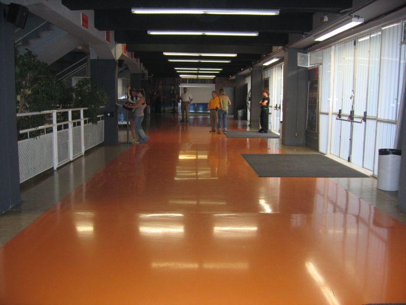 PAVINDUS, S.A.: Pavimento autonivelante decorativo 2