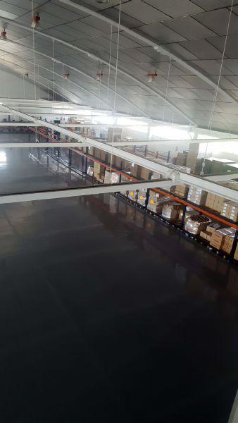 PAVINDUS, S.A.: Pavimento autonivelante industrial
