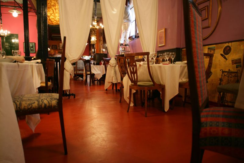 Pavindus s a pavimento cementoso masterly decorativo 1 - Restaurante semproniana barcelona ...
