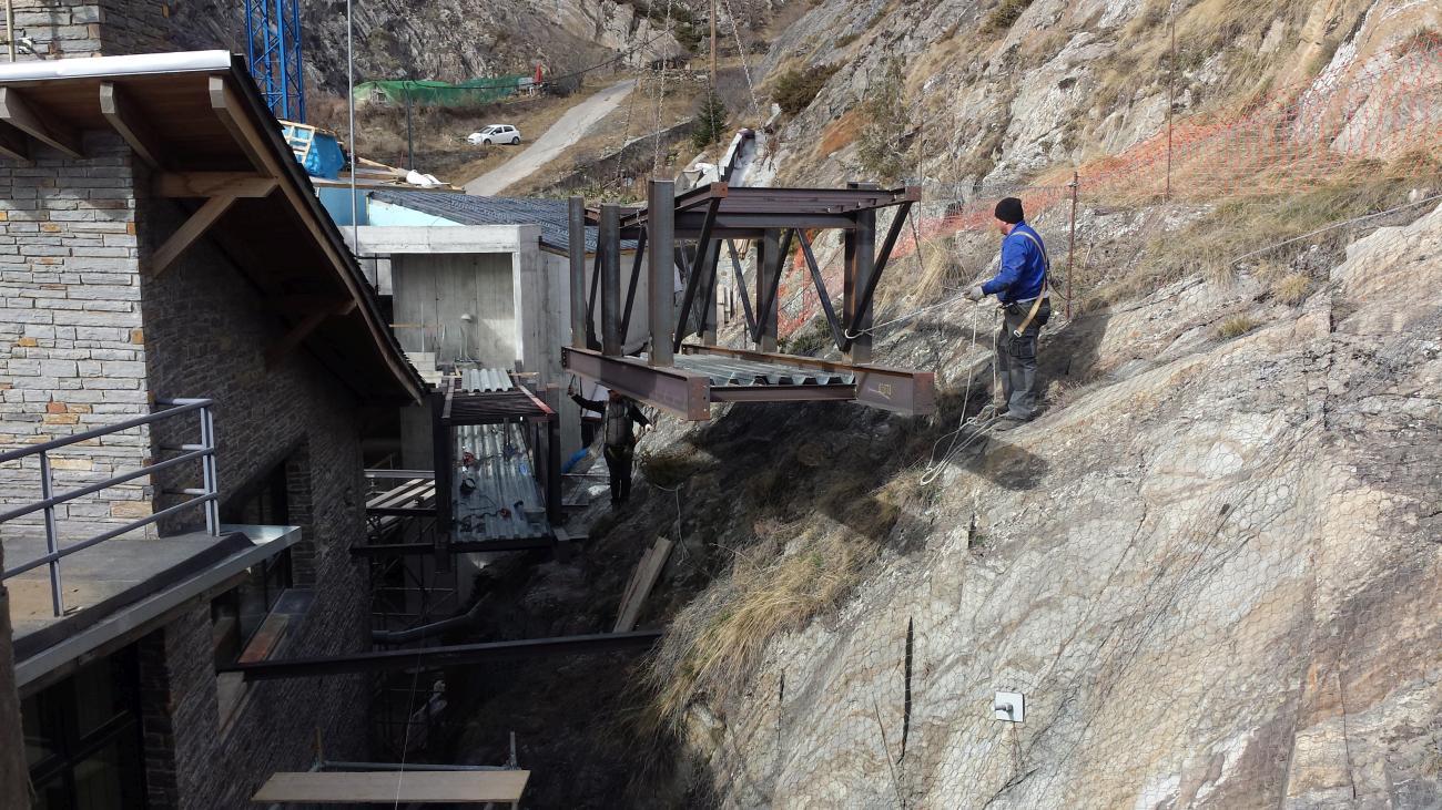 STEEL INNOVATION: Pasarela Canillo en Andorra