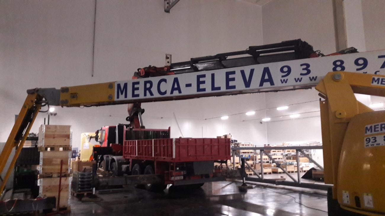 STEEL INNOVATION: NAVE REFRIGERADA PARA MERCADONA
