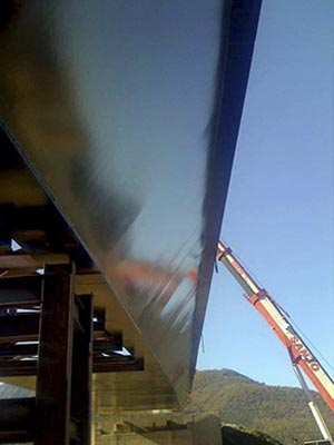 STEEL INNOVATION: VIADUCTO DE LA VALL D'EN BAS